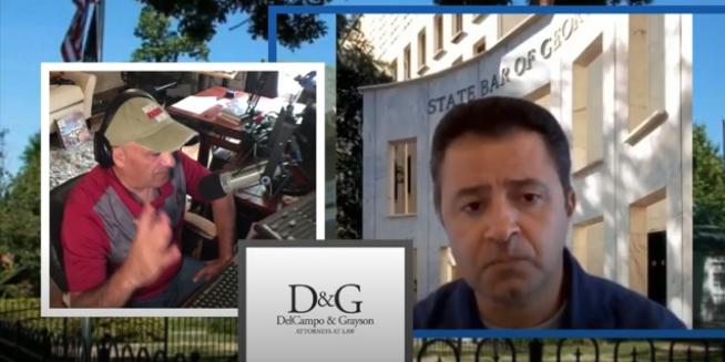 Hablando de la Ley con el abogado Tony DelCampo